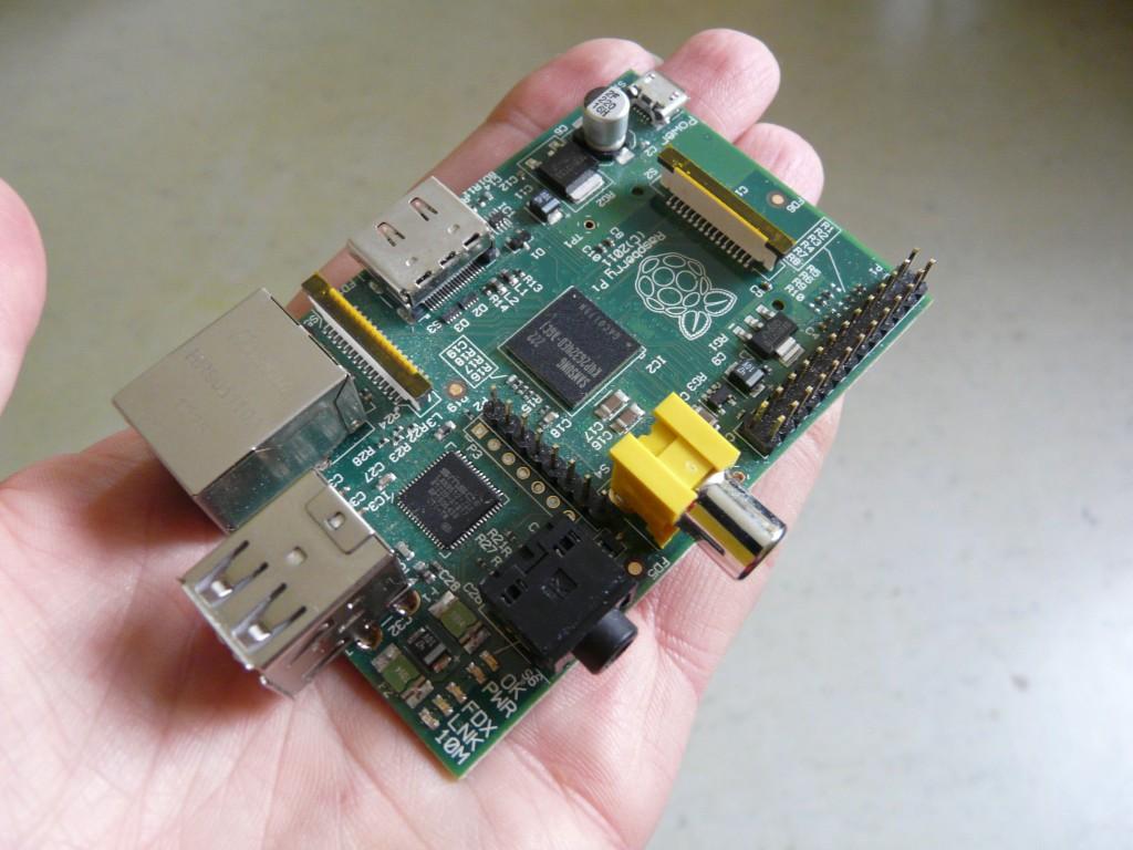 Raspberry Pi für ownCloud