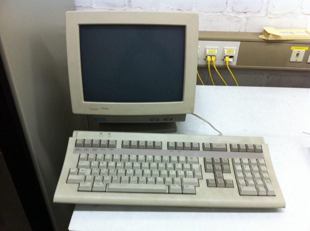 DEC VT420 Serial Terminal