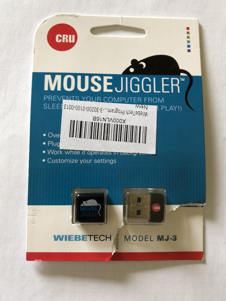 CRU Mouse Jiggler MJ-3
