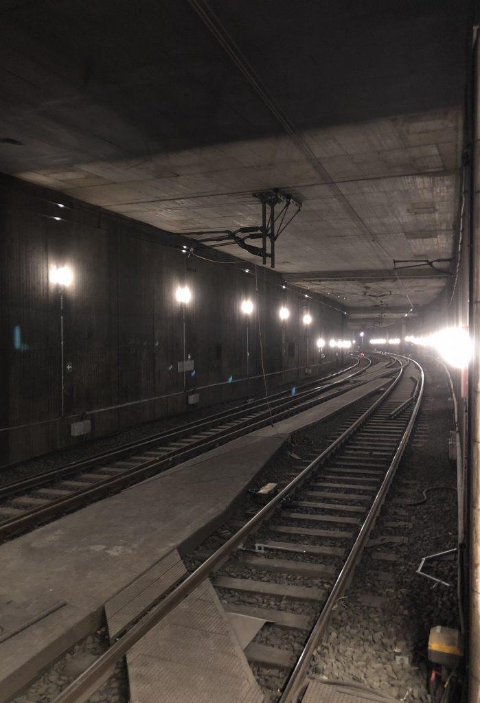 S-Bahn Tiefbahnhof